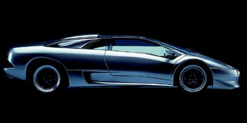 Lamborghini Diablo SV MY1999
