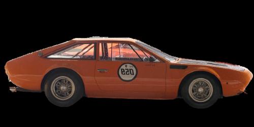 Lamborghini Jarama Bob