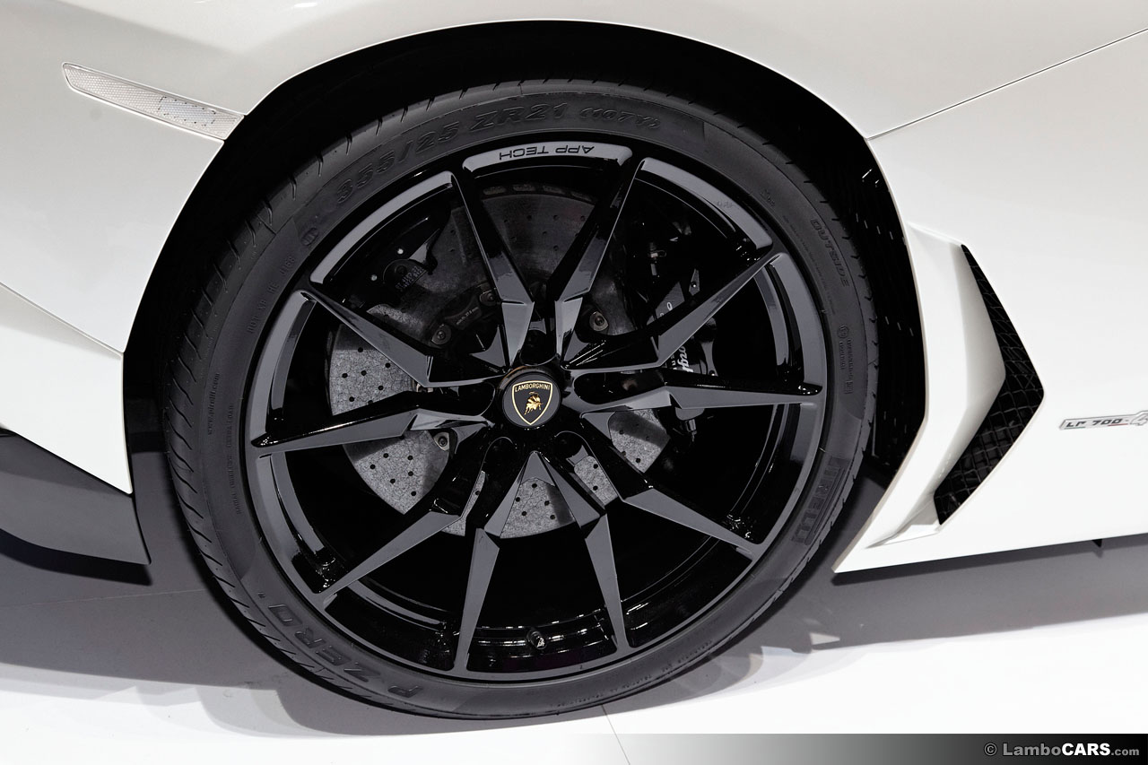 My2013 Aventador Could Feature Cylinder Deactivation