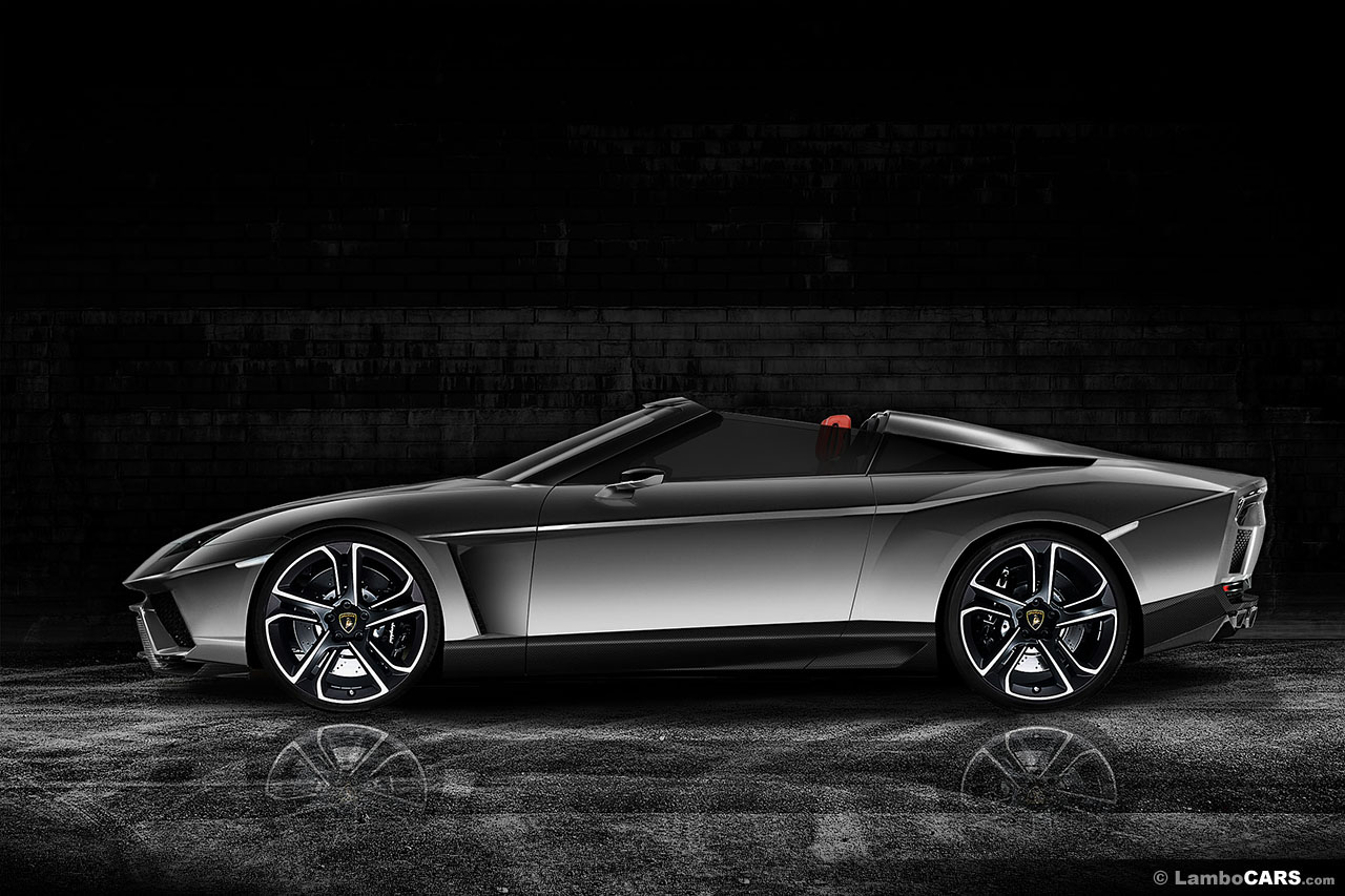 Will We Be Seeing A New Lamborghini Gt Concept In Geneva