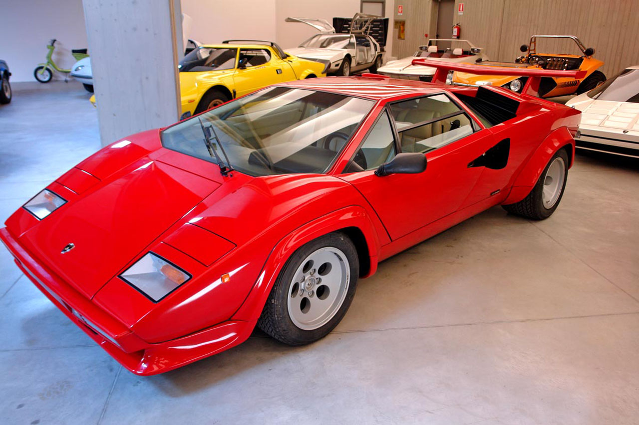 Remaining Cars In The Bertone Museum To Be Sold