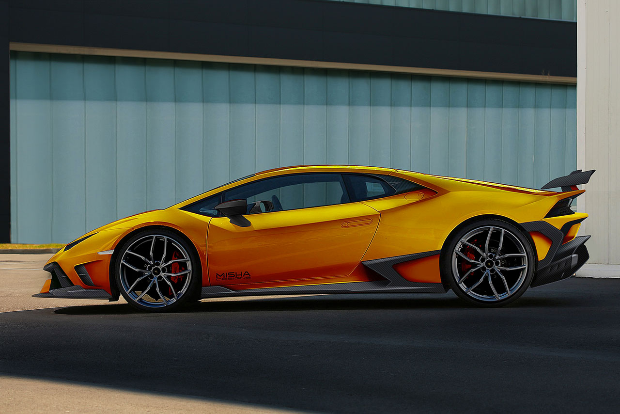 Huracan by Misha Designs