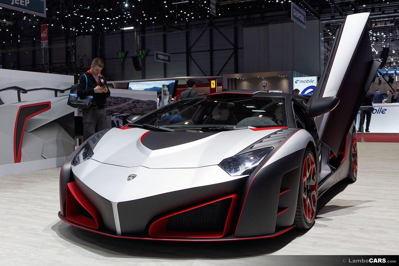 Avanti Toro by Nimrod - Auto show