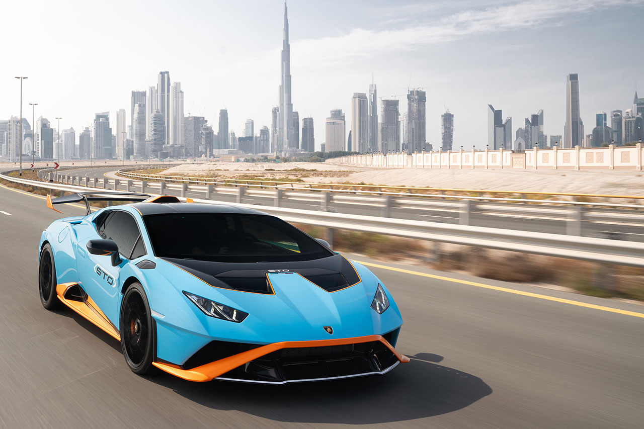 Huracan STO Picture & Gallery